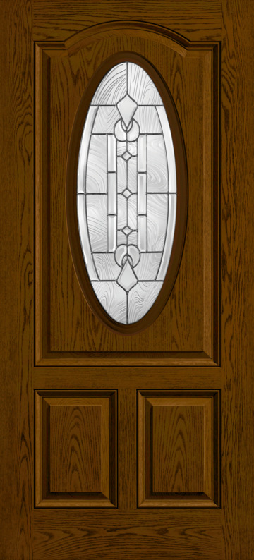 Classic Craft 174 Oak Collection Cc78 Therma Tru Doors