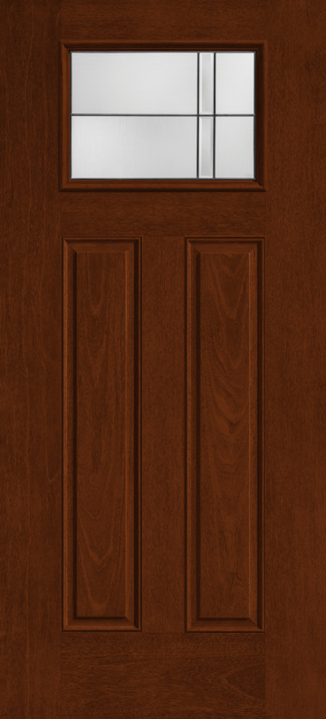 Fiber Classic 174 Mahogany Collection Fcm1650 Therma Tru
