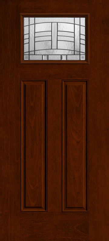 Fiber Classic 174 Mahogany Collection Fcm609 Therma Tru