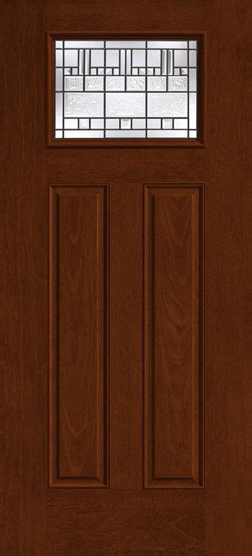Fiber Classic 174 Mahogany Collection Fcm604 Therma Tru