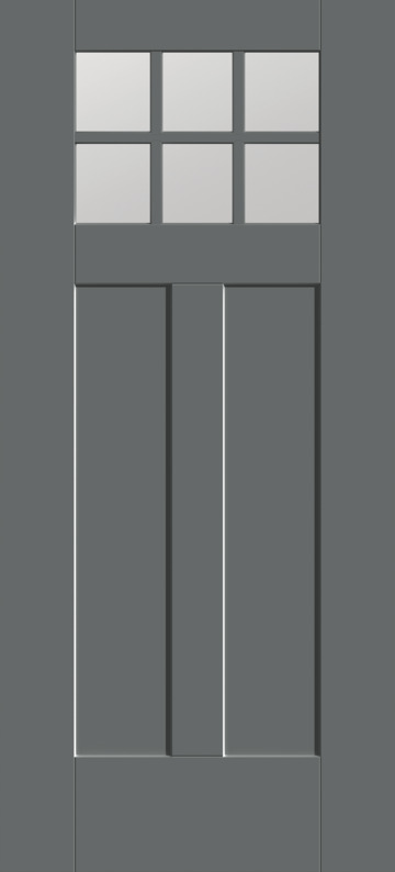 Smooth Star 174 S4816 Sdlf1 Therma Tru Doors
