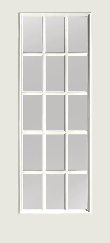 Garage Door Kit >> Traditions | TS108-SDLGBG | Therma-Tru Doors
